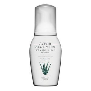 Avivir Aloe Vera Woman's Shave Mousse - 150 ml