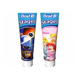 Oral-B Stages 3 Tandpasta (4-6 år) - 75ml