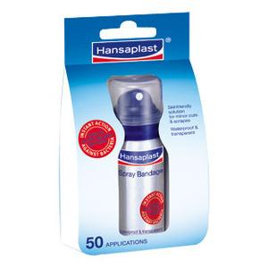 Hansaplast Spray Plaster - 32.5ml