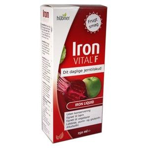 IronVITAL F - 250 ml.