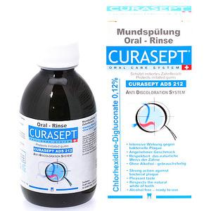 Curasept Klorhexidin 0,12 % - 200 ml