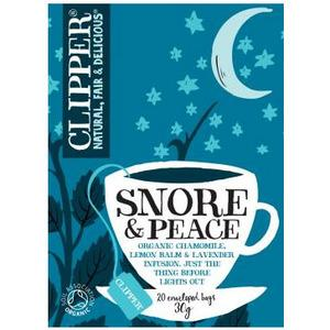 Clipper Snore & Peace te