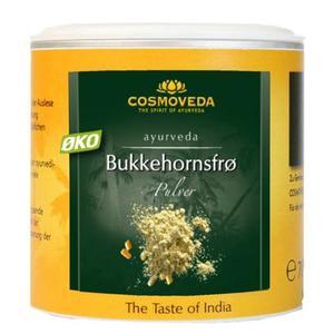 Bukkehornsfrø pulver, økologisk - 90g