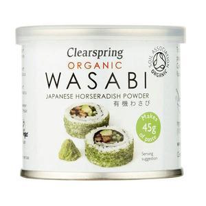 Clearspring wasabi fra Med24