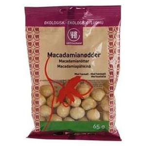 Urtekram macadamianødder fra Med24