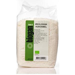Biogan kokosmel fra Med24