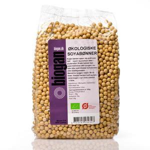 Biogan soyabønner fra Med24