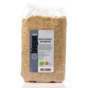 Biogan Sesamfrø Ø - 1 kg