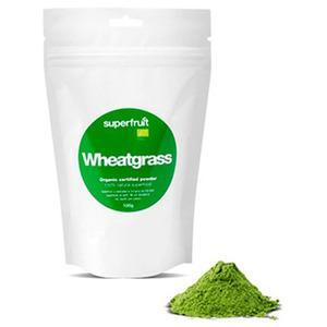 Superfruit hvedegræs pulver fra Med24