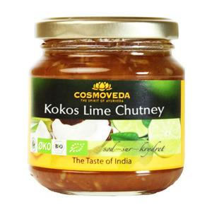 Cosmoveda Chutney Kokos Lime Ø