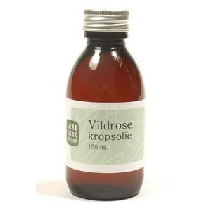 Sæbeværkstedet Vildrose kropsolie - 150 ml