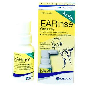 EARinse ørespray (junior) - 30 ml