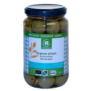 Urtekram grønne oliven fra Med24