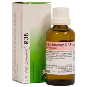 Dr. Reckeweg R 38 - 50 ml