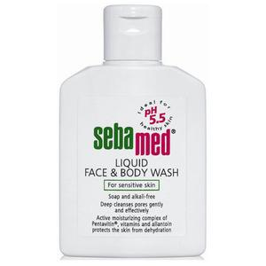 Sebamed face & bodywash - 200 ML