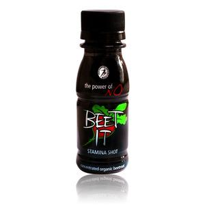 Beet It Stamina SHOT - Økologisk - 70 ml