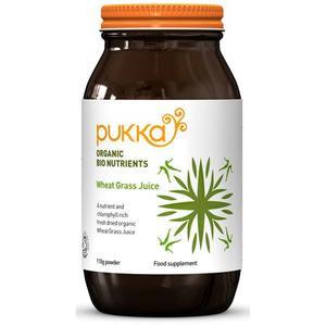 Pukka hvedegræs pulver fra Med24