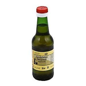 Billede af Rømer Natur Produkt, Sesamolie ristet GLF Ø - 250 ml