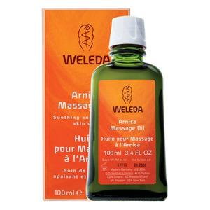 Weleda Arnica Massageolie - 100 ml