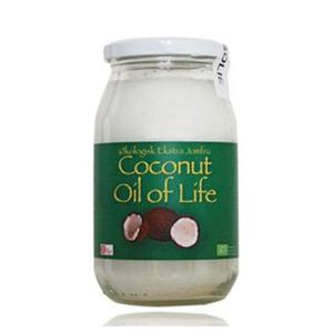 Livets Olie - Oil of Life - Kokosolie - 500ml