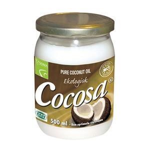 Billede af Cocosa ren kokosolie - 500 ml