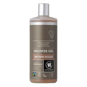 Urtekram Brown Sugar Showergel - 500 ml