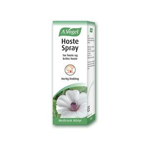 A.Vogel Hoste spray - 30 ml