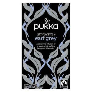 Billede af Pukka Gorgeous Earl Grey te Ø - 20 breve