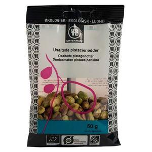 Urtekram pistacienødder fra Med24