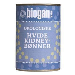Biogan hvide bønner fra Med24