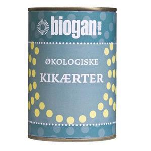 Biogan kikærter fra Med24
