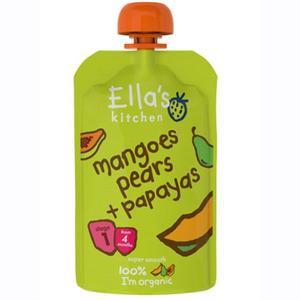 Ellas Kitchen Babymos Mango
