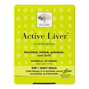 Active Liver fra New Nordic