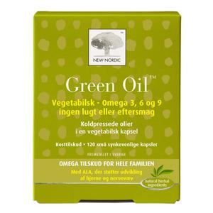 New Nordic Green Oil