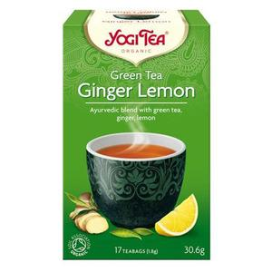 yogi te, Ginger Lemon