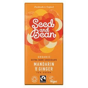 Seed & Bean chokolade fra Med24