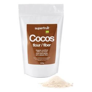 Superfruit kokosmel fra Med24