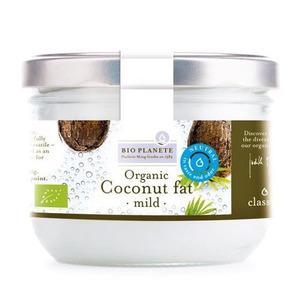 Billede af BioPlanéte Kokosolie mild u. smag - 400 ml.