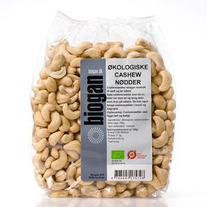 Biogan cashewnødder fra Med24