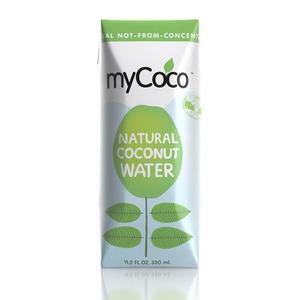 MyCoco coconut water - 330 ml.