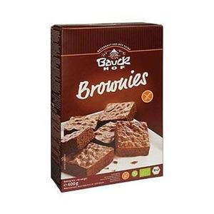 Bauckhof Brownies mix Ø Glutenfri - 400 gram
