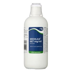 Medilax oral opl. 667 mg - 100 ml
