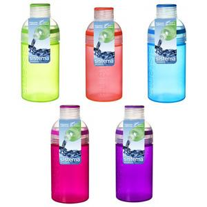 Sistema Trio Drikkedunk 480 ml - Flere Farver