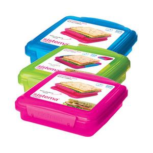 Billede af Sistema Sandwich box - 450 ml