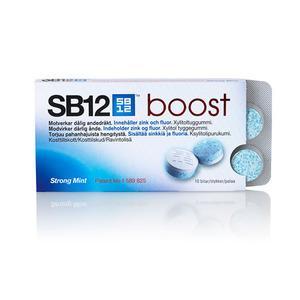 SB12 Boost Tyggegummi