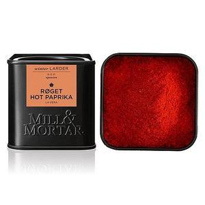 Mill & Mortar Paprika Røget Hot