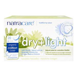 Natracare Dry & Light - 20 stk