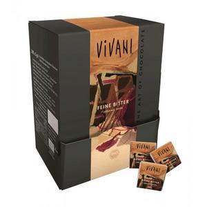 Vivani Napolitaner Mørk Chokolade Ø