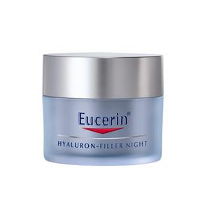 Eucerin Hyaluron Filler Night - 50 ml antiage natcreme