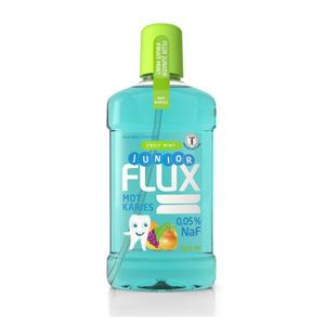 Flux Junior - Fruit Mint - 500 ml mundskyl til børn